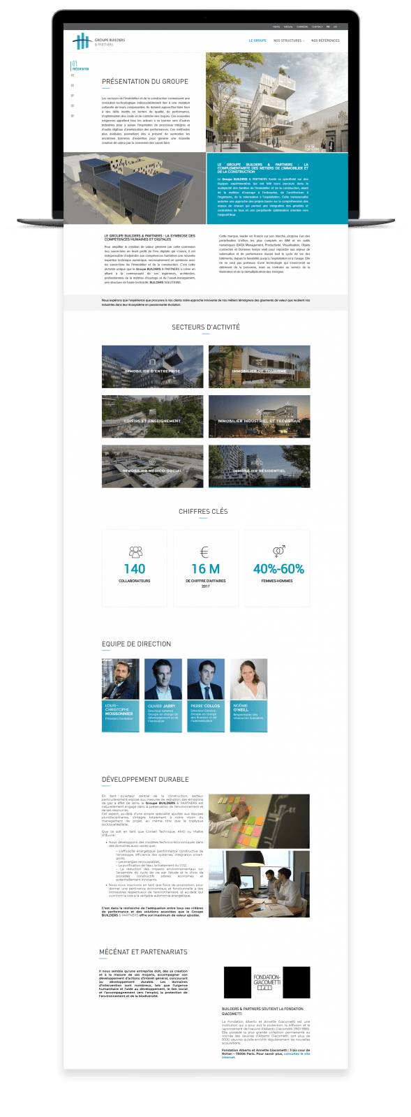 site_vitrine_groupe_builders_page_le_groupe