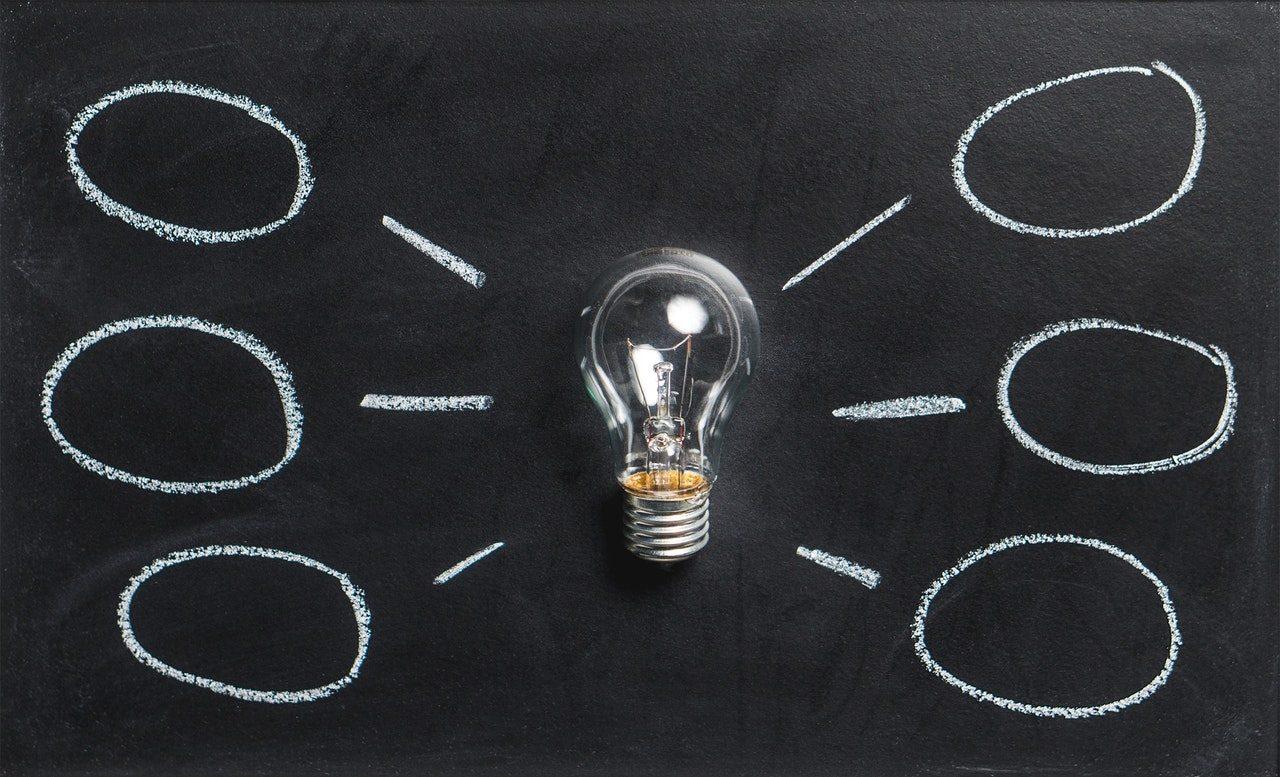 Commencez par une bonne idée
