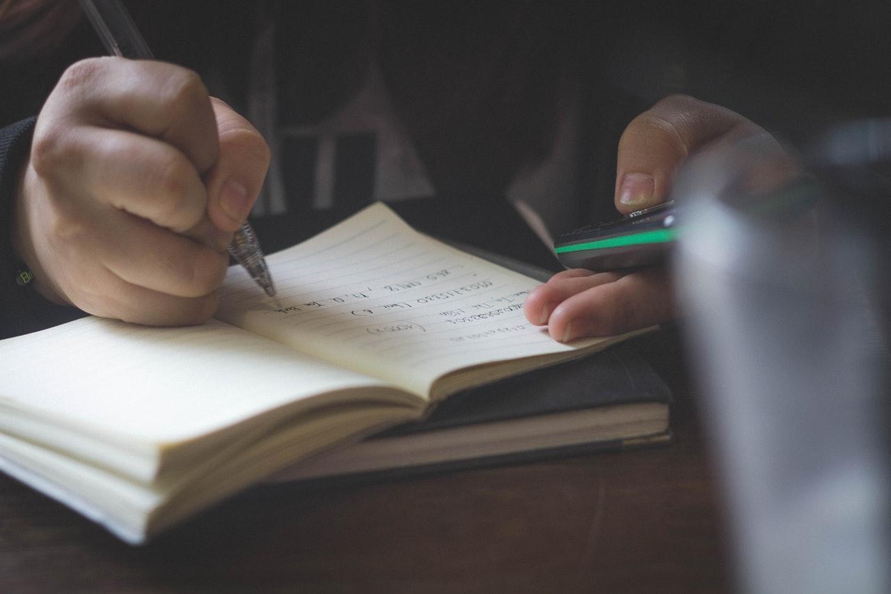 Prenez des notes et commencez un plan